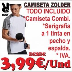 Camiseta Zolder