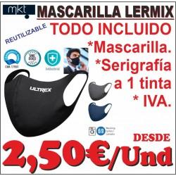 Mascarilla Lermix