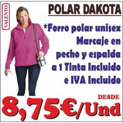 Forro polar Dakota