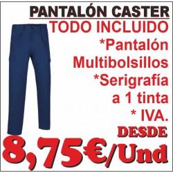 Pantalón Caster