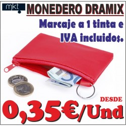 Monedero Dramix