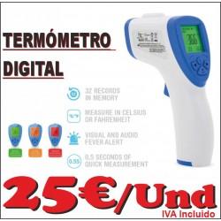 Termómetro Digital Dortmund