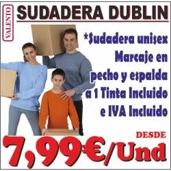 Sudadera Dublin