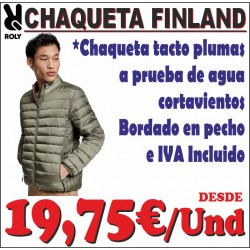 Chaqueta Roly Finland