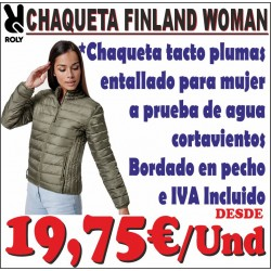 Chaqueta Roly Finland woman