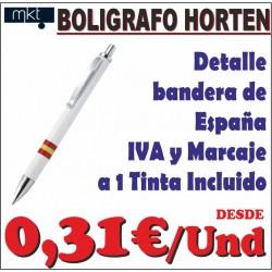 Bolígrafo Horten