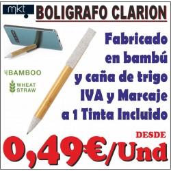 Bolígrafo Clarion