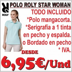 Polo Roly STAR WOMAN