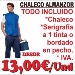 Chaleco Roly ALMANZOR