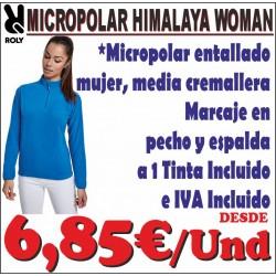 Micropolar HIMALAYA WOMAN