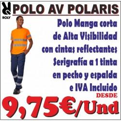 Polo Alta Visibilidad POLARIS