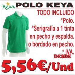 Polo Keya Hombre