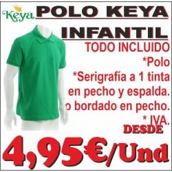 Polo Keya Infantil