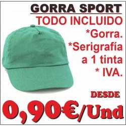 Gorra Sport