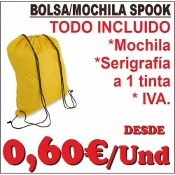 Bolsa / Mochila Spook
